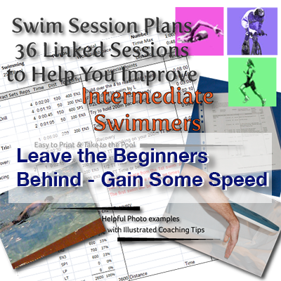 Improvers Swim Plans