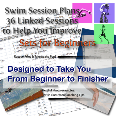 Beginners Swim Plans